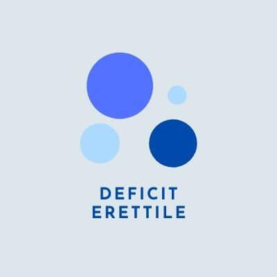 Terapie del deficit erettile