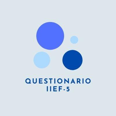 Questionario IIEF-5
