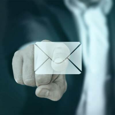 Prenotazione via email Androteam