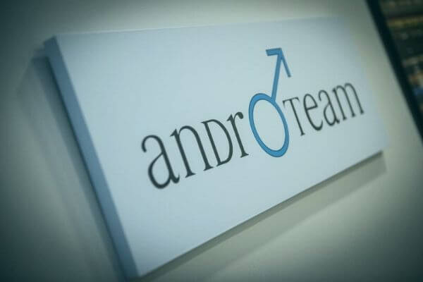 Insegna Androteam Andrologia