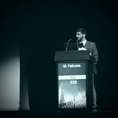 Conferenza Marco Falcone