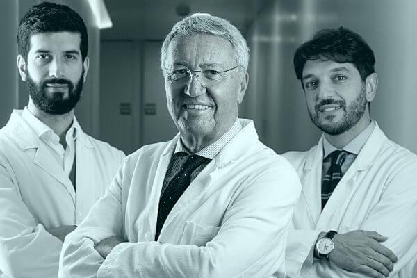 Androteam: Massimiliano Timpano, Luigi Rolle, Marco Falcone